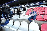 VOETBAL: HEERENVEEN: 10-01-2017, Abe Lenstra Stadion, Nieuwe aanwinst SC Heerenveen Martin Ødegaard, ©foto Martin de Jong