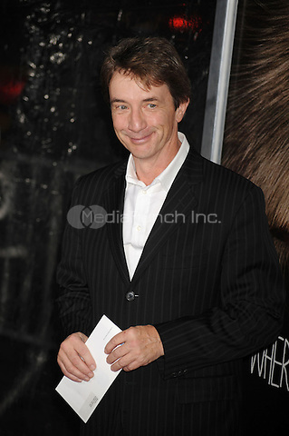 Martin Short attends the NY film premiere of Where The Wild Things Are at Alice Tully Hall  in New York City. October 13, 2009. Credit: Dennis Van Tine/MediaPunch