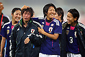 (L to R) Asano Nagasato, Megumi Takase, Yuki Nagasato, Azusa Iwashimizu (JPN), September 11, 2011 - Football / Soccer : Women's Asian Football Qualifiers Final Round for London Olympic Match between Japan 1-0 China at Jinan Olympic Sports Center Stadium, Jinan, China. (Photo by Daiju Kitamura/AFLO SPORT) [1045]
