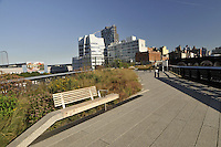 Highline, New York City, New York, designed by landscape architects James Corner Field Operations, with architects Diller Scofidio + Renfro""