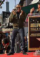 LOS ANGELES, CA. December 2, 2016: Lee Daniels at star ceremony for director Lee Daniels on the Hollywood Walk of Fame.<br /> Picture: Paul Smith/Featureflash/SilverHub 0208 004 5359/ 07711 972644 Editors@silverhubmedia.com