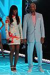 Kelly Rowland and Boris Kodjoe on Stage at BET's Rip The Runway 2013 Hosted by Kelly Rowland and Boris Kodjoe Held at the Hammerstein Ballrom, NY   2/27/13