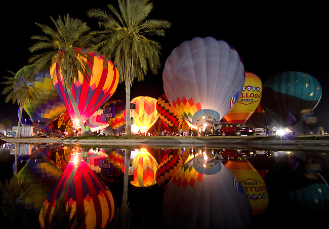 Lake Havasu Balloon Festival