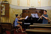 RomeSmarts - Rome Summer Musical Arts..Toyich International Projects in collaboration with the University of Toronto, Canada. The pianist Crystal Law and Eric Chow plays the oboe.