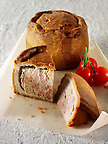 Melton Mowbreay pork pie