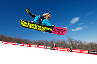 The 2012 Burton US Open on Thursday March 08, 2012 in Stratton, Vermont.