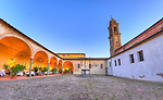 Certosa di Maggiono. Siena, Italy.