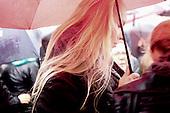 Warsaw 03.10.2016 Poland<br /> Thousands of women in Poland refused to work in protest against changes in abortion law and demonstrated in many Polish cities.<br /> Photo: Ewa Meissner / Napo Images<br /> <br /> Tysiace Polek zrezygnowaly z pojscia do pracy w ramach Ogolnopolskiego Strajku Kobiet w zwiazku z projektem ustawy o zaostrzeniu prawa aborcyjnego. W wielu polskich miastach odbyly sie liczne demonstracje.<br /> Fot: Ewa Meissner / Napo Images