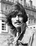 Beatles 1967 George Harrison during Magical Mystery Tour