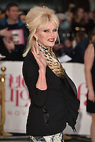 Joanna Lumley at 'Absolutely Fabulous: The Movie' world film premiere, Odeon cinema, Leicester Square, London, England June 19, 2016.<br /> CAP/PL<br /> &copy;Phil Loftus/Capital Pictures /MediaPunch ***NORTH AND SOUTH AMERICAS ONLY***