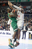 REAL MADRID v PANATHINAIKOS ATHENS.EUROLEAGUE 2014/2015