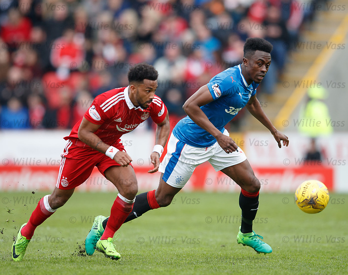 Shay Logan and Joe Dodoo