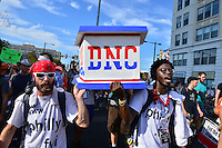 DNC Philly protests