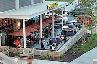 Travinia Italian Kitchen restaurant located in the Shops at Stonefield in Charlottesville, VA. Photo/Andrew Shurtleff