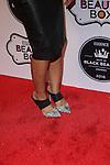 Essence's Deena Campbell Attends the 2016 ESSENCE Best in Black Beauty Awards Carnival