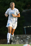 22 August 2008: Carolina's Rachel Wood. The University of North Carolina Tar Heels defeated the UNC Charlotte 49'ers 5-1 at Fetzer Field in Chapel Hill, North Carolina in an NCAA Division I Women's college soccer game.