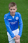 St Johnstone FC Academy U13's<br /> Ross Corbett<br /> Picture by Graeme Hart.<br /> Copyright Perthshire Picture Agency<br /> Tel: 01738 623350  Mobile: 07990 594431