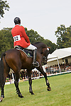 Kai Ruder at Burghley Horse Trials 2009
