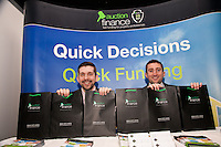 Wot no money? Come to Auction Finance, say Scott Hendry (left) and John Turner