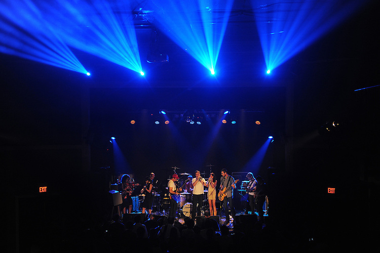 SEPTEMBER 6, 2012: Altos plays at Lincoln Theater. Night one, Hopscotch 2012. (photo by Kim Walker, kimwalkerphoto.com)