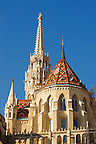 Church of Our Lady or Matthias Church ( Mátyás templom), Castle District, Budapest Hungary