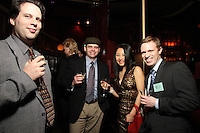 Seattle Opera BRAVO! Club Winter Ball 2011 at Teatro Zinzanni on January 31, 2011.