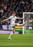 Toni Kroos of Real Madrid in action during their Copa del Rey Round of 16 match between Real Madrid and Sevilla FC at the Santiago Bernabeu Stadium on 04 January 2017 in Madrid, Spain. Photo by Diego Gonzalez Souto / Power Sport Images