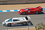 Laguna Seca Monterey Historic Automobile Races '09