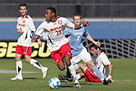 14 December 2008: Rodney Wallace (22) of Maryland.  The University of Maryland Terrapins defeated the University of North Carolina Tar Heels 1-0 at Pizza Hut Park in Frisco, TX in the championship game of the 2008 NCAA Division I Men's College Cup.
