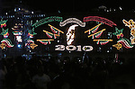 Celebrations of Mexico's Bicentennial on September 16, 2010.  The largest of celebrations were held in Mexico City's main square called the Zocalo. Photo by Deirdre Hamill/Quest Imagery
