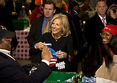 "Washington, DC - January 19, 2009 -- Jill Biden, wife of Vice President-elect Joe Biden take part in  ""Operation Gratitude"" a public service event at RFK Stadium in Washington, D.C., Monday, January 19, 2009..Credit: Mannie Garcia - Pool via CNP"