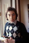 Andrew Lloyd Webber London England circa 1980