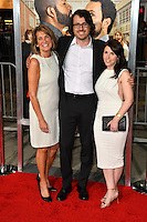 Dan Cohen &amp; Guests at the world premiere for &quot;Fist Fight&quot; at the Regency Village Theatre, Westwood, Los Angeles, USA 13 February  2017<br /> Picture: Paul Smith/Featureflash/SilverHub 0208 004 5359 sales@silverhubmedia.com