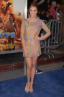 LOS ANGELES, CA - MARCH 20: Jessica McNamee  at the Los Angeles Premiere of CHIPS at the TCL Chinese Theater in Hollywood, California on March 20, 2017. Credit: David Edwards/MediaPunch