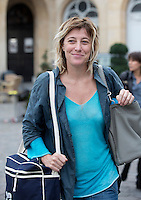 Valeria Bruni Tedeschi, la soeur de Carla Bruni au Fiff Festival de Namur - Belgique
