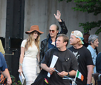 Black Mass Filming On Location