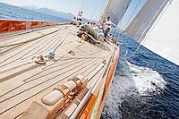 Shamrock V Onboard
