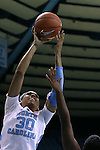 04 November 2015: North Carolina's Hillary Summers. The University of North Carolina Tar Heels hosted the Wingate University Bulldogs at Carmichael Arena in Chapel Hill, North Carolina in a 2015-16 NCAA Women's Basketball exhibition game. UNC won the game 86-84.