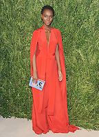 NEW YORK, NY - NOVEMBER 07: Herieth Paul  attends 13th Annual CFDA/Vogue Fashion Fund Awards at Spring Studios on November 7, 2016 in New York City. Photo by John Palmer/MediaPunch