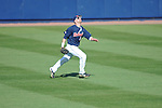 Ole Miss' Tanner Mathis (12) vs. North Carolina-Wilmington at Oxford-University Stadium in Oxford, Miss. on Friday, February 24, 2012. Ole Miss won 2-0.