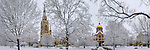 1.5.14 Main Quad Snow Pano.JPG by Matt Cashore/University of Notre Dame