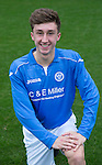 St Johnstone FC Academy U17's<br /> Jack Parr<br /> Picture by Graeme Hart.<br /> Copyright Perthshire Picture Agency<br /> Tel: 01738 623350  Mobile: 07990 594431