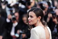 Elodie Bouchez - 65th Cannes Film Festival