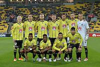 20161008 A League - Wellington Phoenix v Melbourne City FC