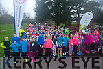 RTE's Operation Transformation filmed Tralee Town Park Junior park run on Sunday