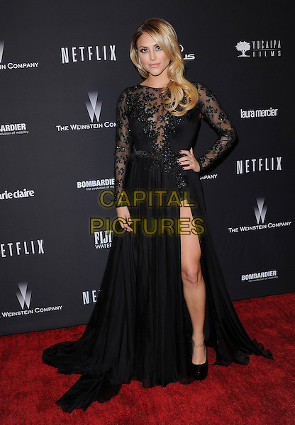 Cassie Scerbo attends THE WEINSTEIN COMPANY &amp; NETFLIX 2014 GOLDEN GLOBES AFTER-PARTY held at The Beverly Hilton Hotel in Beverly Hills, California on January 12,2014                                                                               <br /> CAP/DVS<br /> &copy;DVS/Capital Pictures