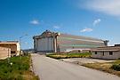 Abandoned Blimp Hangars