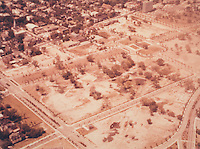 1976 ..Redevelopment...E Ghent South (A-1-1)..Aerial view looking Northwest.Ghent Square...NEG#.NRHA#..