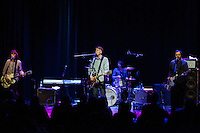 Fountians of Wayne performs at the Sellersville Theater on March 17, 2013.