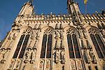 City Hall, Stadhuis, Burg Square, Bruges, Belgium, Europe